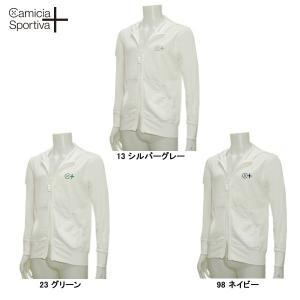 Camicia Sportiva + カミーチャ スポルティーバ 春秋 パーカー ジャケット|depot-044