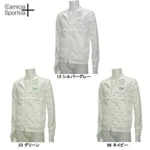 Camicia Sportiva + カミーチャ スポルティーバ 春秋 アイコンプリント ジャケット|depot-044