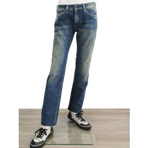 ガス ジーンズ GAS jeans 351145 MORRIS ZIP 爽やかさをビンテージウォッシュ加工で表現。 b1d2c257526