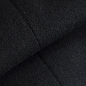マッキントッシュ MACKINTOSH 119F ブラックメルトンウール カシミアブレンド 短丈ピーコート|deradera|04