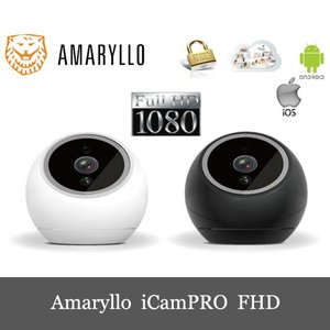 Amaryllo iCamPRO FHD Home Security Camera Robot ホーム セキュリティ 防犯カメラ ロボット PC/iOS/Android 対応|dereshop