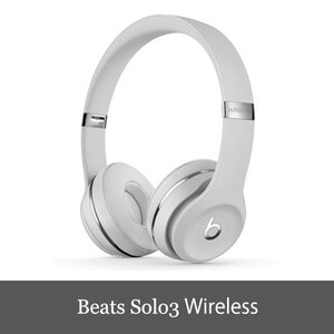 Beats Solo3 Wireless Matte White by dr.dre ワイヤレスヘッ...