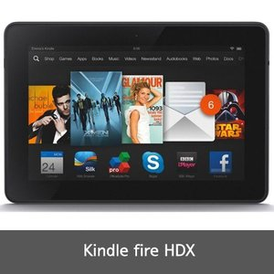 Kindle Fire HDX 7 タブレット 16G 送料無料|dereshop