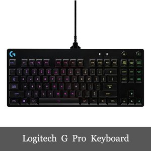 限定セール Logitech ロジテック G PRO Tenkeyless Mechanical Gaming Keyboard テンキーレス メカニカル ゲーミング キーボード|dereshop