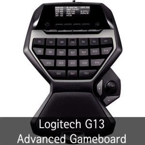 Logitech G13 Advanced Gameboard ロジテック G13アドバンス ゲームボード|dereshop