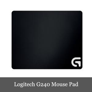 Logitech G240 Cloth Gaming Mouse Pad ロジテック ロジクール クロス ゲーミング マウス パッド dereshop