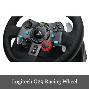 限定セール Logitech G29 Driving Force Feedback Racing Wheel Shifter付き 送料無料|dereshop|02