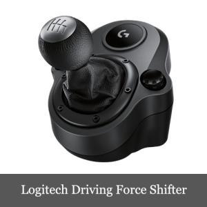限定セール Logitech G29 Driving Force Feedback Racing Wheel Shifter付き 送料無料|dereshop|04