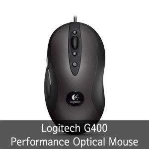 Logitech Logicool Performance Optical Mouse G400 ロジクール パフォーマンス オプティカルマウス G400 dereshop