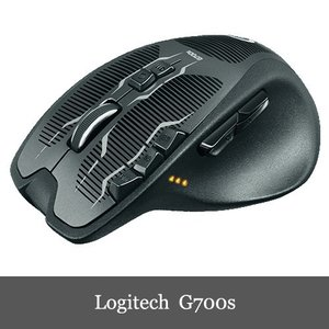Logitech G700s Rechargeable Gaming Mouse Mouse Pad 付き ロジテック ロジクール 再充電 ゲーミング マウス