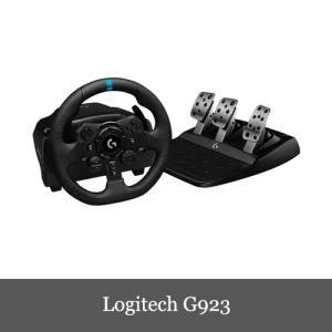 Logitech G923 Driving TureForce Feedback Racing Wh...