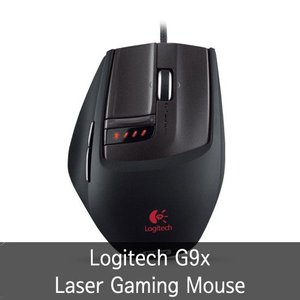Logitech logicool Laser Gaming Mouse G9x ロジクール レーザー ゲーミング マウス G9x dereshop