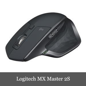 Logitech MX Master 2S ロジテック ワイヤレスレーザーマウス Bluetooth...