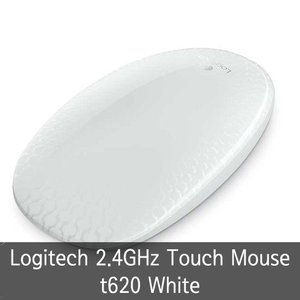 Logitech Touch Mouse 2.4GHz t620 白 ロジテック ロジクール ワイヤレス タッチ マウス t620 ホワイト dereshop