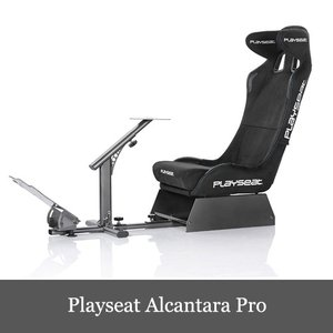 Playseat Evolution Alcantara Pro エボリューション ホイールスタンド...