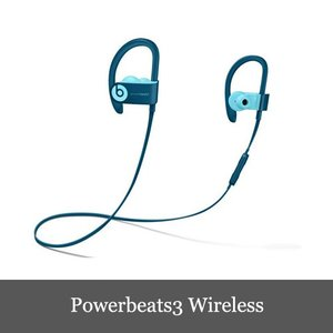 Powerbeats3 Wireless Pop Blue Beats by Dr.Dre ワイヤレ...