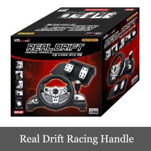 Real Drift Racing Handle リアルドリフトレーシングハンドル PS3/PS2/PC用 在庫限定|dereshop