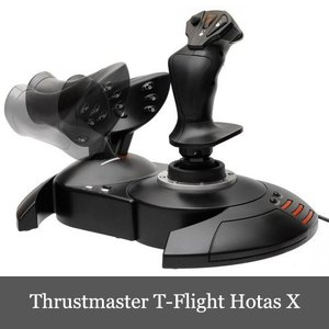 thrustmaster t flight hotas x t flighthotasx dereshop yahoo. Black Bedroom Furniture Sets. Home Design Ideas