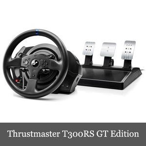 thrustmaster t300rs gt edition th8a 2 ps3 ps4 pc t300rs. Black Bedroom Furniture Sets. Home Design Ideas
