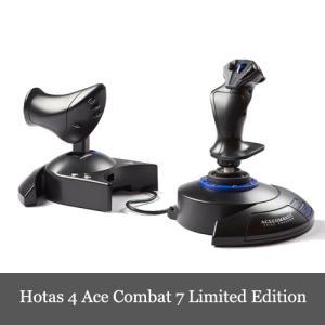 限定セール スラストマスター Thrustmaster T. Flight Hotas 4 Ace Combat 7 Limited Edition フライト ホタス4 PC/PS4対応|dereshop|02