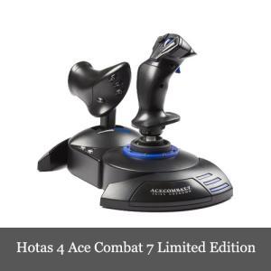 限定セール スラストマスター Thrustmaster T. Flight Hotas 4 Ace Combat 7 Limited Edition フライト ホタス4 PC/PS4対応|dereshop|04