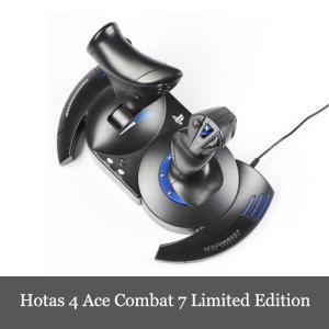 限定セール スラストマスター Thrustmaster T. Flight Hotas 4 Ace Combat 7 Limited Edition フライト ホタス4 PC/PS4対応|dereshop|05