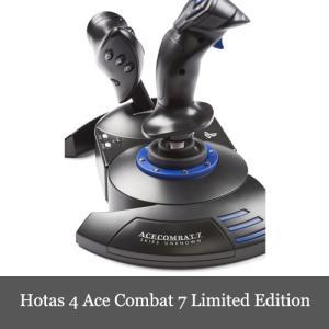限定セール スラストマスター Thrustmaster T. Flight Hotas 4 Ace Combat 7 Limited Edition フライト ホタス4 PC/PS4対応|dereshop|06
