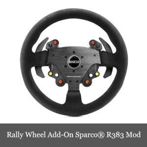 スラストマスター Thrustmaster Rally Wheel Add-On Sparco R3...