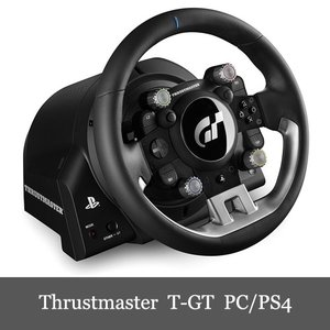 thrustmaster t gt racing wheel pc ps4 thrustmaster t gt. Black Bedroom Furniture Sets. Home Design Ideas