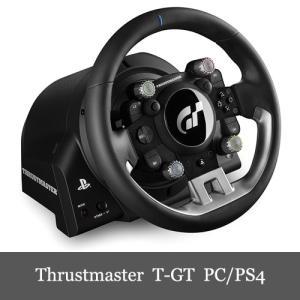 台数限定セール スラストマスター Thrustmaster T-GT Racing Wheel レーシング ホイール PC/PS4 対応 送料無料|dereshop