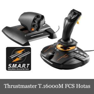 Thrustmaster T.16000M FCS HOTAS Joystick スラストマスター ...