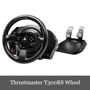 限定セール スラストマスター Thrustmaster T300RS Racing Wheel レーシング ホイール 輸入版 PS3/PS4/PC 対応 送料無料|dereshop