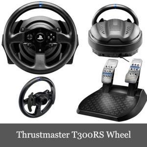 限定セール スラストマスター Thrustmaster T300RS Racing Wheel レーシング ホイール 輸入版 PS3/PS4/PC 対応 送料無料|dereshop|02