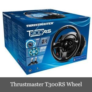 スラストマスター Thrustmaster T300RS Racing Wheel レーシング ホイール 輸入版 PS3/PS4/PC 対応 送料無料|dereshop|03