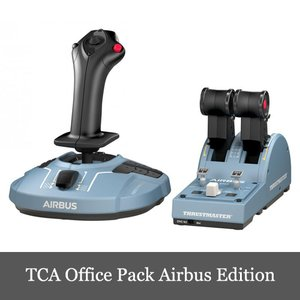 Thrustmaster TCA Office Pack Airbus Edition フライトステ...