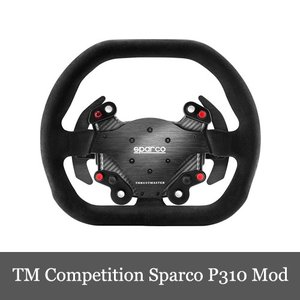 Thrustmaster TM Competition Wheel Add-On Sparco P3...