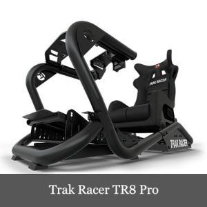 Trak Racer TR8 マーク 3 モニタースタンド付きコックピット ブラック 国内正規品 送...