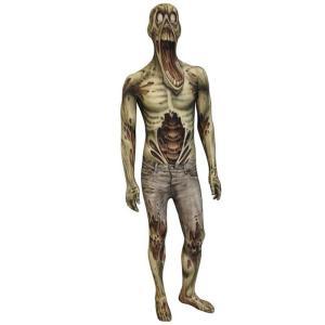 ハロウィン コスプレ 子供 男の子 ホラーゾンビ 衣装 コスチューム ハロウイン 子供用レオタード ハロウィーン halloween