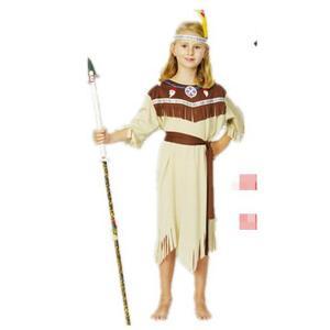 ハロウィン 衣装 ハロウィン用品 Halloween KIDS インディアン に変身!パイレーツオブ...