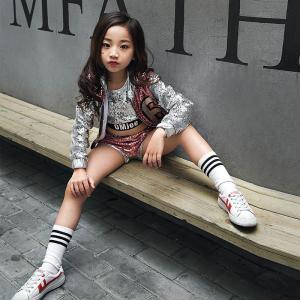 3点セット子供 ダンス 衣装 ヒップホップ ダンストップス HIPHOP キッズダンス衣装 セットアップ ステージ衣装 ジャズダンス ウエア 衣装  スポーツウェアxhf10