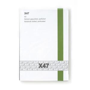 【X47】A5  リフィル 【Note ドット】171D|desco