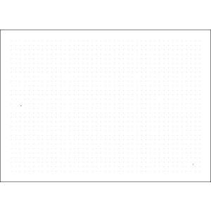 【X47】A5+ レフィル 【Note ドット】170dq|desco