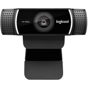 Logitech C922 Pro Stream Webcam ロジテック プロ ストリーミング ウェブカム Webカメラ フルHD1080p [並行|design-life