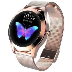 スマートウォッチ 女性スマートウォッチ Chenyi 【2019最新版】 女性 レディース 可愛い 女性の腕時計 smart watch 多機能腕時計 design-life