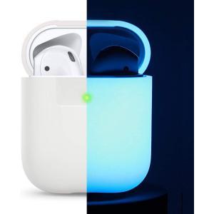 【elago】 AirPods 対応 ケース シリコン 製 シンプル 保護 カバー 耐衝撃 傷防止 保護 アクセサリー [ Apple AirPods|design-life