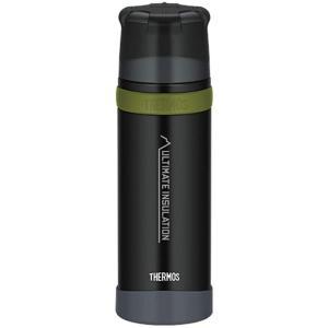 サーモス(THERMOS) サーモス ステンレスボトル FFX-751 750ml マットブラック 0811700212-MTBK design-life