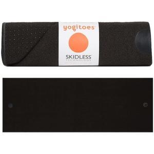 マンドゥカ ヨギトース(Yogitoes) r スキッドレス マット 19FW ヨガグッズ 262023001 日本正規品/オニキス(ブラック) Fサ|design-life