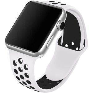 For Apple Watch バンド シリカゲル アップルウォッチNike+ / New apple watch series1/2/3用のアップル design-life