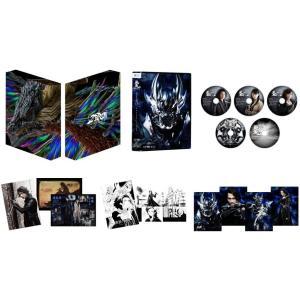絶狼(ZERO)-DRAGON BLOOD- Blu-ray BOX|design-life