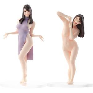 Max Factory PLAMAX Naked Angel 1/20 夢乃あいか 1/20スケール PS製 組み立て式プラスチックモデル|design-life